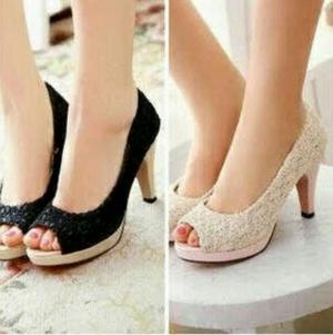 Sepatu Sandal High Heels Cantik Model Terbaru yang Murah