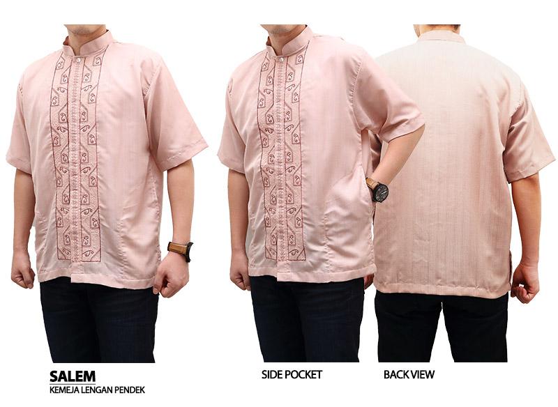 Baju Koko - Kemeja Muslim Ramadhan Salem