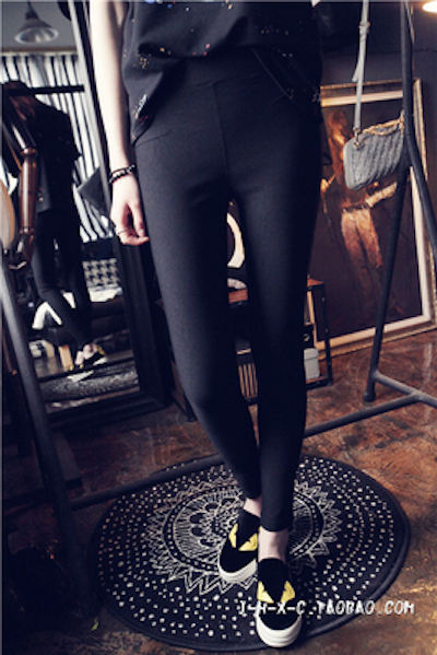 Celana Panjang Wanita Legging Pants Import Korea Terbaru Murah Ryn Fashion