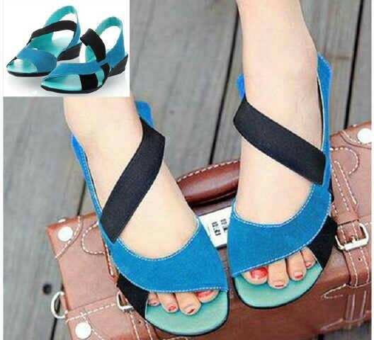 "Sandal Teplek Wanita Model Terbaru ""Flat Xena"" Murah"