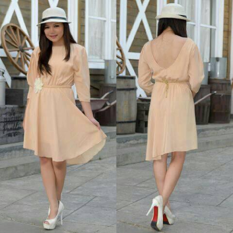 Baju Mini Dress Pendek Wanita Cantik Model Terbaru & Murah