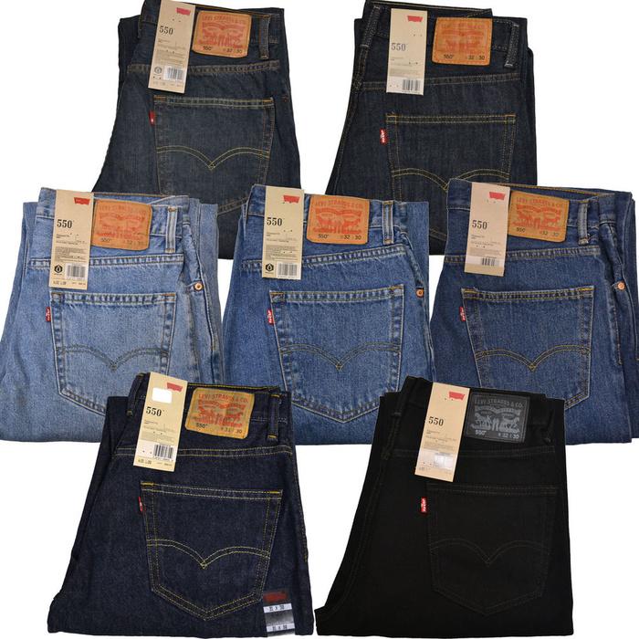 Celana Jeans Pria Levis Standar Panjang Model Terbaru & Murah