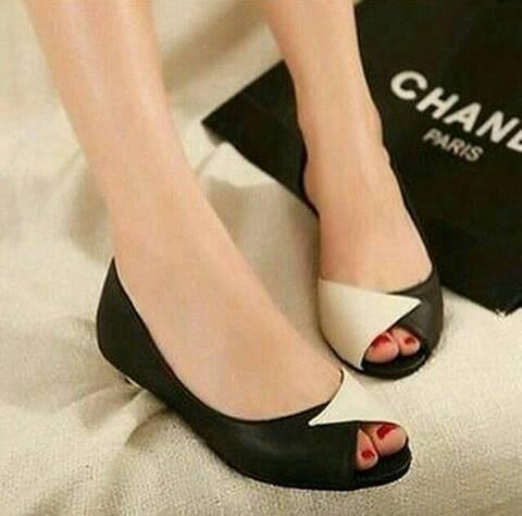 Sepatu Teplek Flat Shoes Cantik Model Terbaru & Murah
