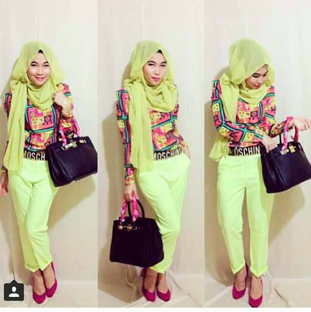 Setelan Baju Muslim Hijab Wanita Dewasa Model Terbaru & Murah