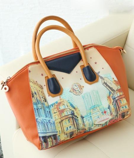 Tas Hand Bag Wanita Cantik Model Terbaru & Murah