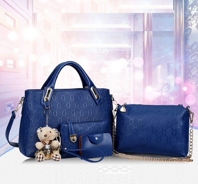 tas wanita import cantik 4 in 1 model terbaru murah ryn fashion rh topkeren  com tas cantik murah meriah tas cantik murah meriah 4db20a5c43