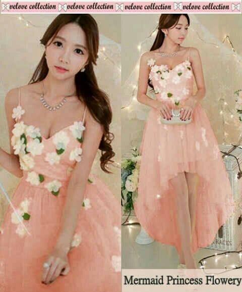 "Baju Dress ""Gaun Princess"" Cantik Model Terbaru & Murah"