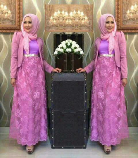 Setelan Baju Muslim Modern Cantik Model Terbaru & Murah
