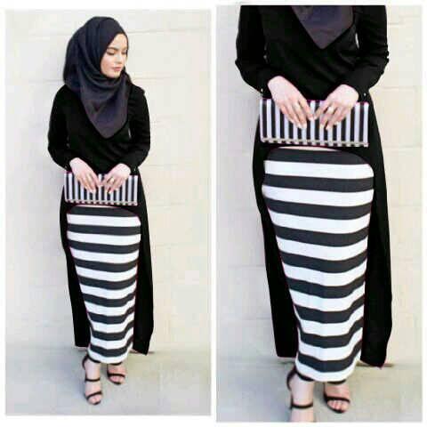 Baju Muslim Setelan Hijab 3in1 Model Terbaru Murah