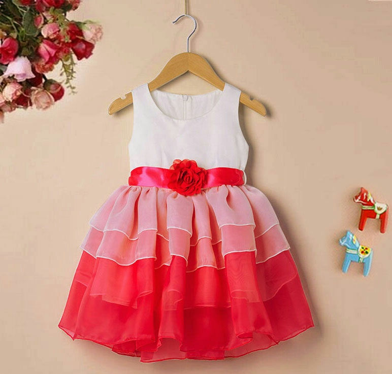 Baju Dress Anak Perempuan Cantik Lucu & Murah
