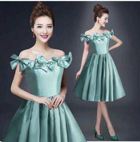 Baju Dres Pendek Mini Dress Murah Model Terbaru Unik & Cantik