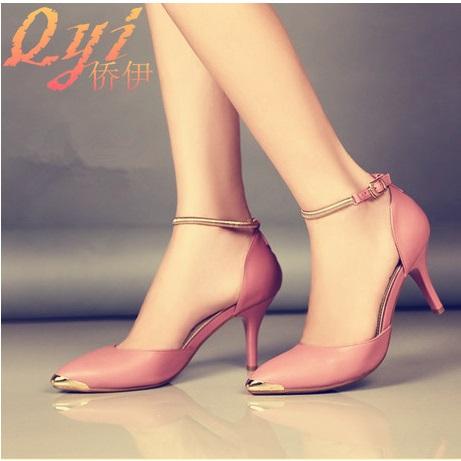 Sepatu High Heels Kerja Kantor Cantik Model Terbaru & Murah