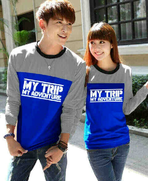 Baju My Trip My Adventure (MTMA) Couple Unik & Murah