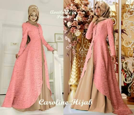 Model Baju Busana Gamis Muslim Hijab Kita Foto Bugil