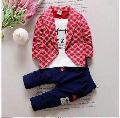 Blazer Setelan Baju Anak Laki-laki Keren & Murah