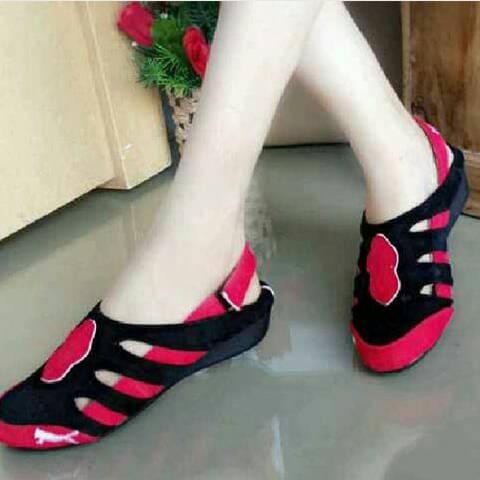Sepatu Teplek (Flat Shoes) Terbaru Cantik & Murah