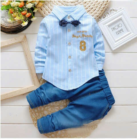 Setelan Baju & Celana Anak Laki-laki Terbaru & Murah