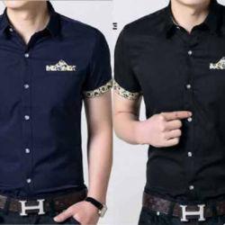 Baju Kemeja Pria Lengan Pendek Model Terbaru & Keren