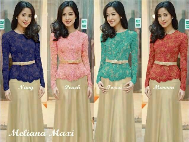 Foto Baju Kebaya Cantik