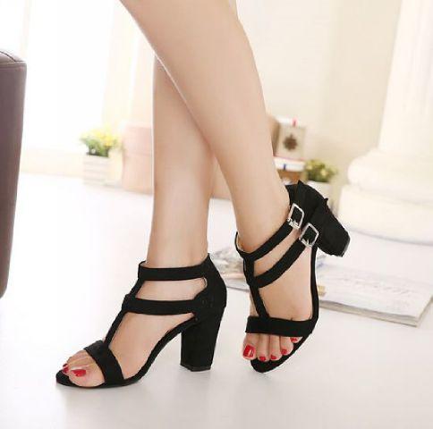 High Heels Sepatu Sandal Wanita Murah dan Cantik