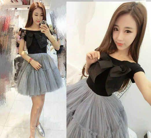 Model Baju Dress Pendek Tile Cantik Terbaru & Unik