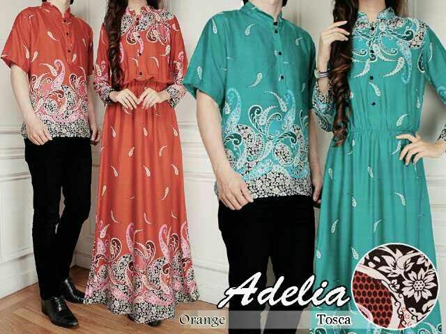 Baju Couple Muslim Model Terbaru Desain Unik Modern & Murah
