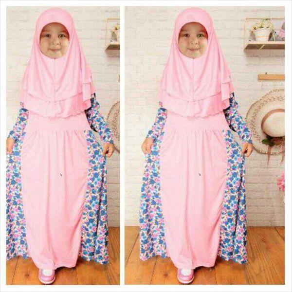 Baju Muslim Gamis Anak Perempuan Terbaru & Cantik