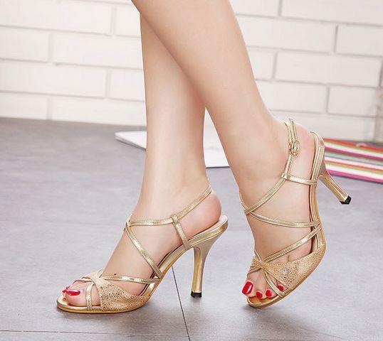 Sandal High Heels Cantik Terbaru & Murah