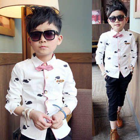 Setelan Baju Anak Laki-laki Keren & Gaul Model Terbaru