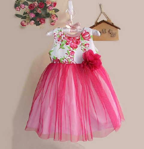 Baju Anak Perempuan Lucu Desain Dress Cantik Model Terbaru