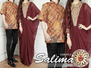 Baju Couple Muslim Kaftan Model Terbaru Cantik & Murah