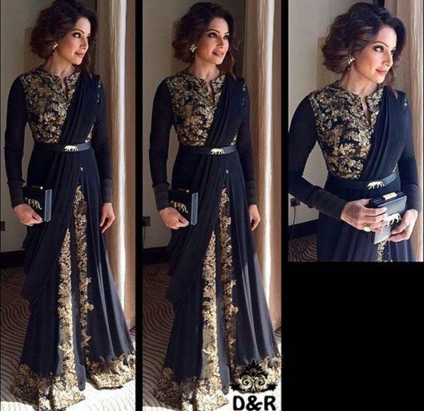 Baju Long Dress Gaun India Model Terbaru Cantik & Modern