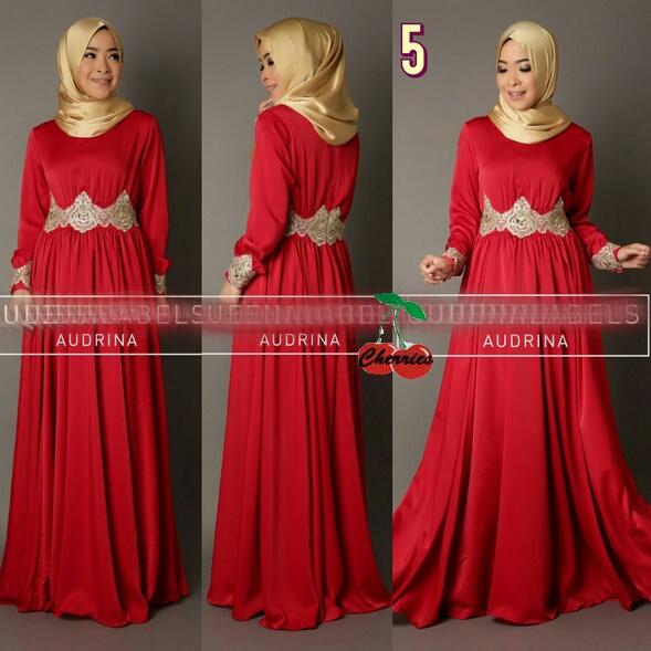 Baju Muslim Wanita Modern Gamis Model Terbaru Cantik