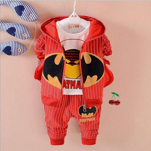 Model Baju Anak Laki-laki Terbaru Gambar Batman Keren