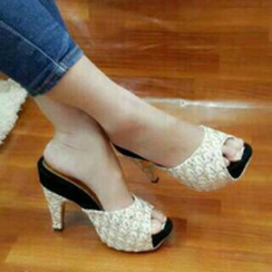 Model Sandal High Heels Terbaru Cantik Modis & Murah