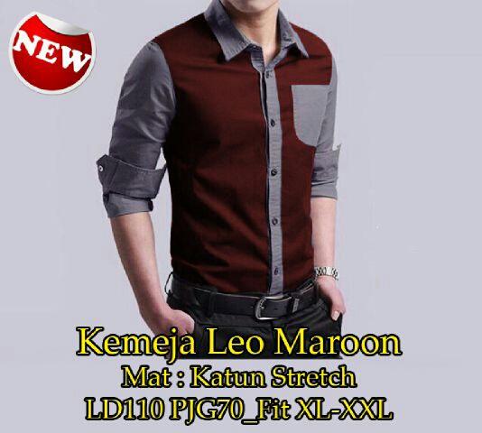 Pakaian Kemeja Pria Model Terbaru Keren dan Murah