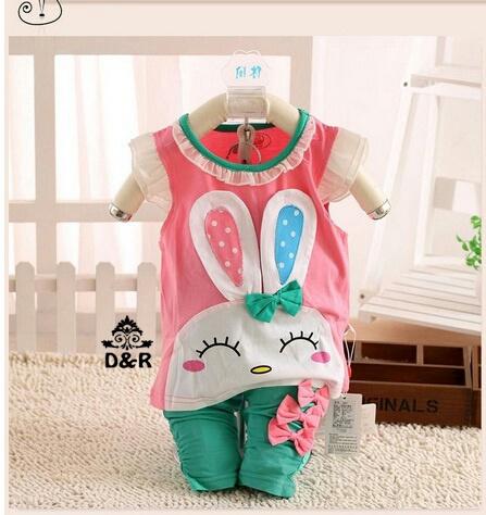 Setelan Baju Anak Perempuan Cantik & Lucu Model Terbaru