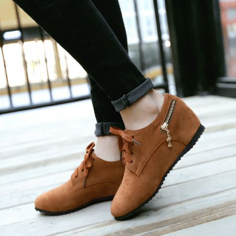 Model Sepatu Boots Terbaru Warna Tan Murah Keren & Modern