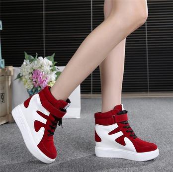Sepatu Sneakers Wanita Murah Model Terbaru Keren dan Modern
