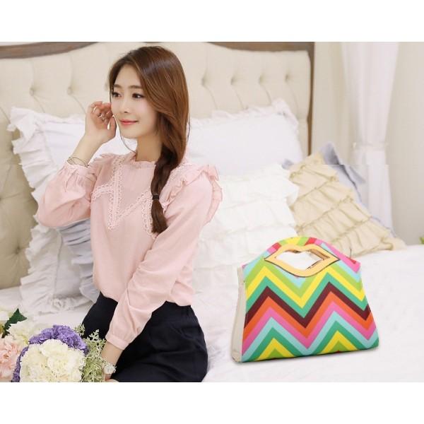 Tas Handbag Wanita Cantik Murah Elegan Terbaru Ala Korea Modern