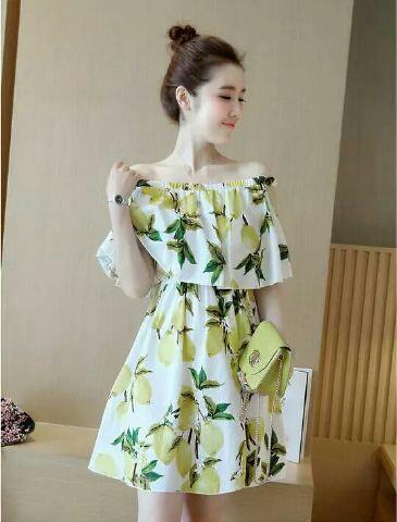 Dress Batik Wanita Modern - Model Baju Terbaru