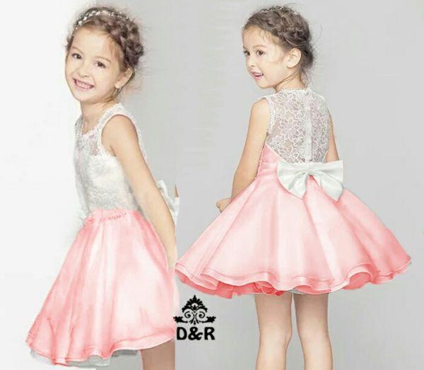 Baju Dress Pesta Anak Perempuan Lucu Cantik dan Murah