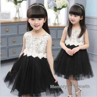 Baju Dress Pesta Anak Perempuan Model Terbaru Cantik & Lucu