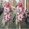 Baju Muslim Setelan Hijab Wanita 3 in 1 Model Terbaru