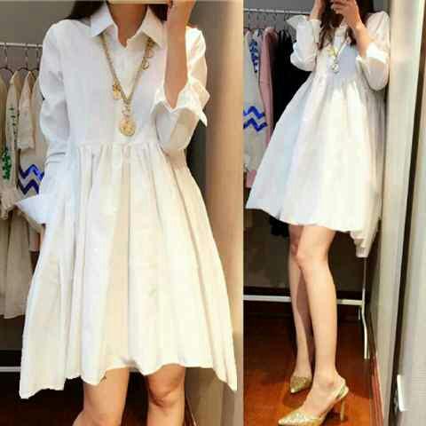 Model Baju Mini Dress Pendek Lengan Panjang Terbaru Murah