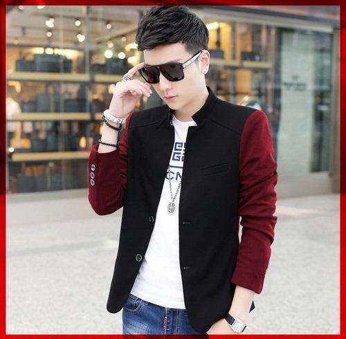 Model Baju Jaket Blazer Korea Pria Terbaru Desain Keren & Murah