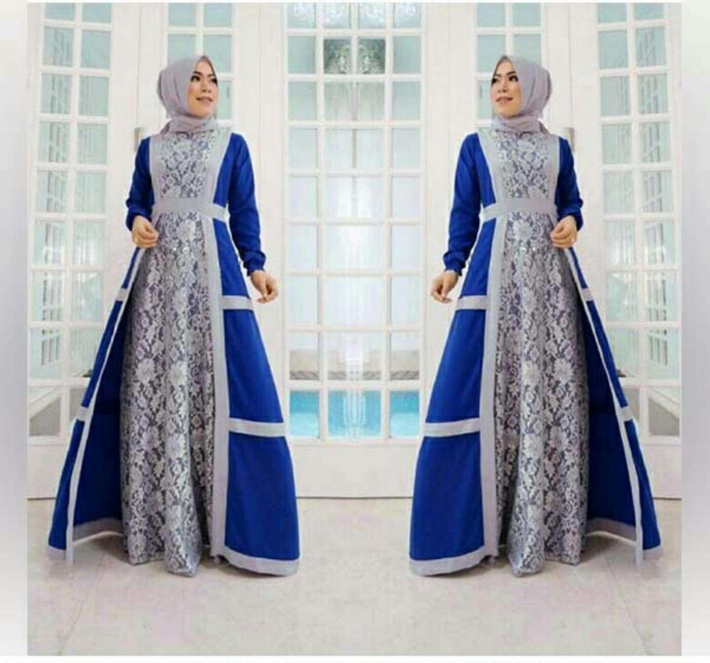 Model Gamis Cantik Baju Gamis Gamis Jasmine Mayra Dress