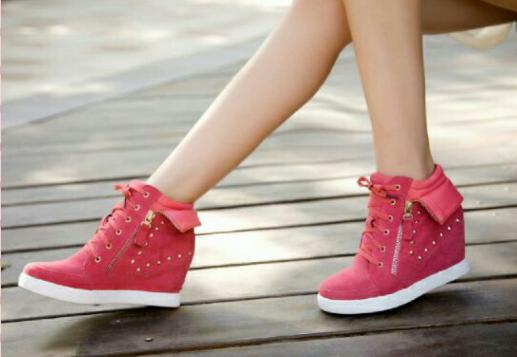 Model Sepatu Boots Wanita Terbaru Waran Salem Cantik Murah
