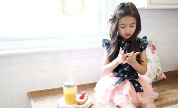 Setelan Baju Dress Anak Perempuan Lucu Model Terbaru Modern Murah