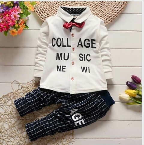 Setelan Baju Kemeja Anak Laki-laki Model Terbaru Keren